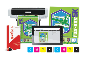 Virtuoso VJ628 25″ Dye Sublimation Printer