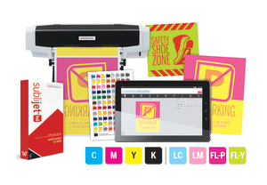 Virtuoso VJ628 25″ Dye Sublimation Printer