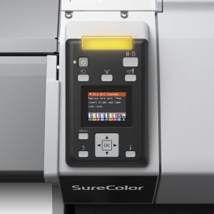 Epson SureColor SC-F9200 64″ Dye Sublimation Printer