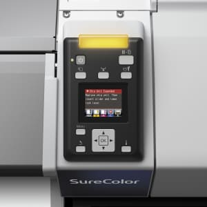 Epson SureColor SC-F7200 64″ Dye Sublimation Printer