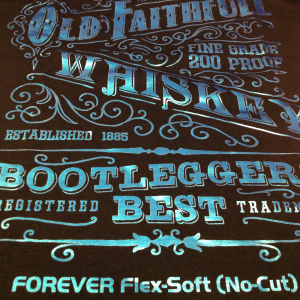 FOREVER Flex-Soft (No-Cut) Laser Heat Transfer Paper - A-Film