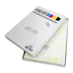 FOREVER Laser-Dark (No-Cut) Laser Heat Transfer Paper - B-Paper