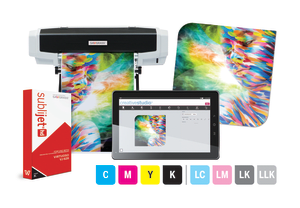 SubliJet-HD Bulk Ink Cartridge Packs for VJ628