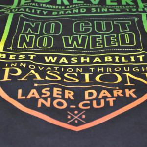 FOREVER Laser-Dark (No-Cut) Laser Heat Transfer Paper - Clear A-Film