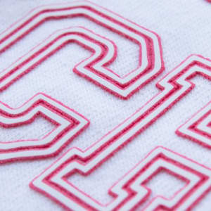 GJS DuoFlex - Heat Textile Vinyl with 3D Outline Effect