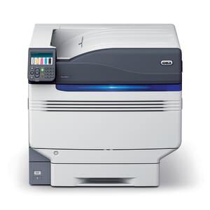 OKI Pro9541dn A3 White Toner Printer