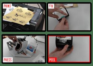 FOREVER Multi-Trans Laser Heat Transfer Paper