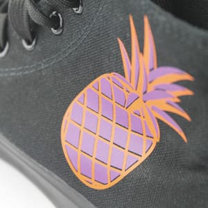 Geo Knight Heat Press Shoe Drop-On Table