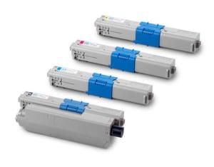 OKI Toner Cartridges - C301/C321