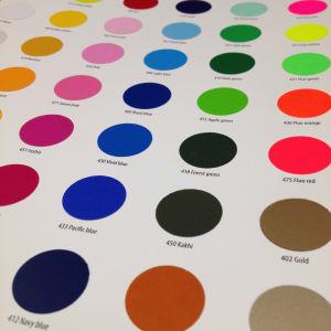 GJS Flex Range Colour Sample Swatches