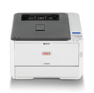 OKI C332dn A4 CMYK Laser Printer