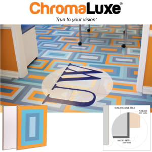 ChromaLuxe Flooring Panels