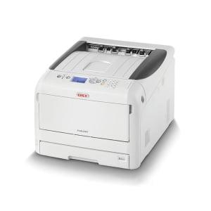 OKI Pro8432WT A3 White Toner Printer