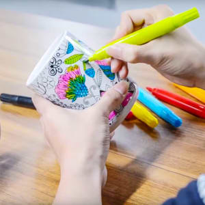DIY Sublimation Art Pens