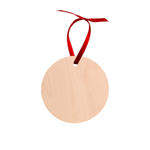 Unisub Ornament - Wooden