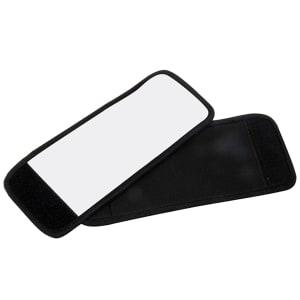Stubby Cooler/Holder - Neoprene Wrap w/Trim & Velcro