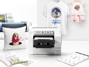 Roland VersaSTUDIO BT-12 A4 Desktop DTG Printer
