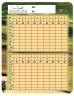 Unisub Message Board/Placemat - Hardboard