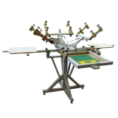 T-Shirt Carousel Printer