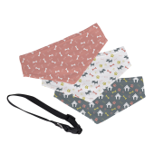 Pet Scarf with Collar