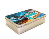 Sublimation Metal Rectangle Storage Box