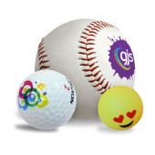 Produce custom branded balls and other sporting accessories