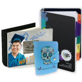 Customise notebooks, folders and photo albums
