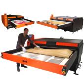 Sefa Subli-Series Large Format Pneumatic Heat Transfer Press