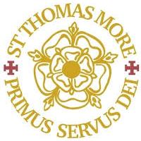 St Thomas More Teaching School logo