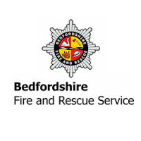 Bedfordshire Fire and Rescue Service logo