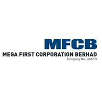 Mega First Corporation Berhad logo