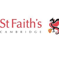St Faiths Cambridge logo