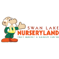 Swan Lake Nursery Land logo