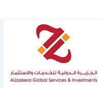 AlJazeera Global Services and Investments logo