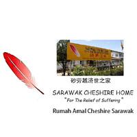 Sarawak Cheshire Home logo