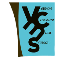 Vernon Community Music School logo