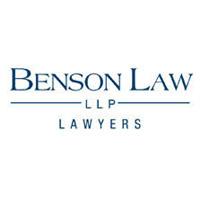 Benson Law Llp logo