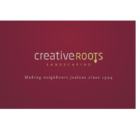 Creative Roots Landscaping logo