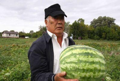 Russian farmer