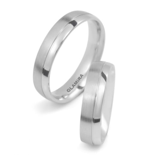 abbastanza Acquista anelli di promessa coordinati | GLAMIRA.it BN24