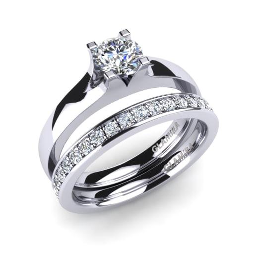 Order Swarovski Crystal Bridal Set GLAMIRAcom