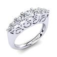 GLAMIRA Ring Ovate