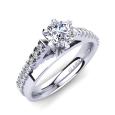 Glamira Ring Wesle 0.5 crt