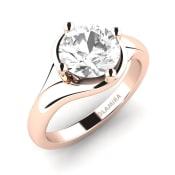 GLAMIRA Ring Alfrida 2.0 crt