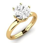 GLAMIRA Ring Almira 2.0 crt