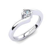 GLAMIRA Anello Bridal Element 0.16crt