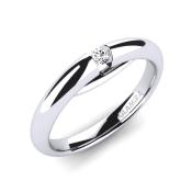 GLAMIRA Gyűrű Ursula 005crt