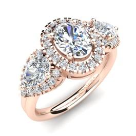 GLAMIRA Ring Azure