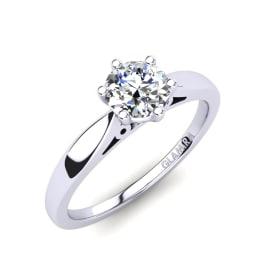 GLAMIRA Anello Bridal Glory