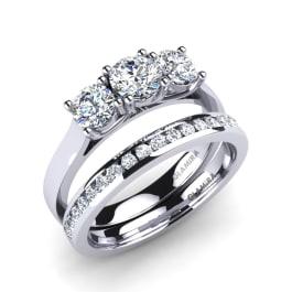 Glamira Bridal Set Lovebirds
